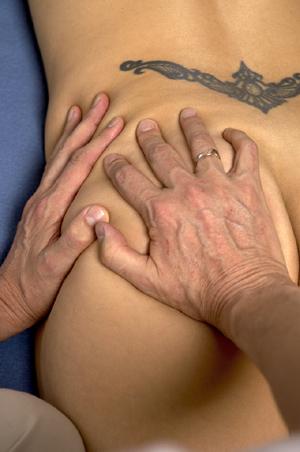 vrouwen ontvangen prive trantra massage