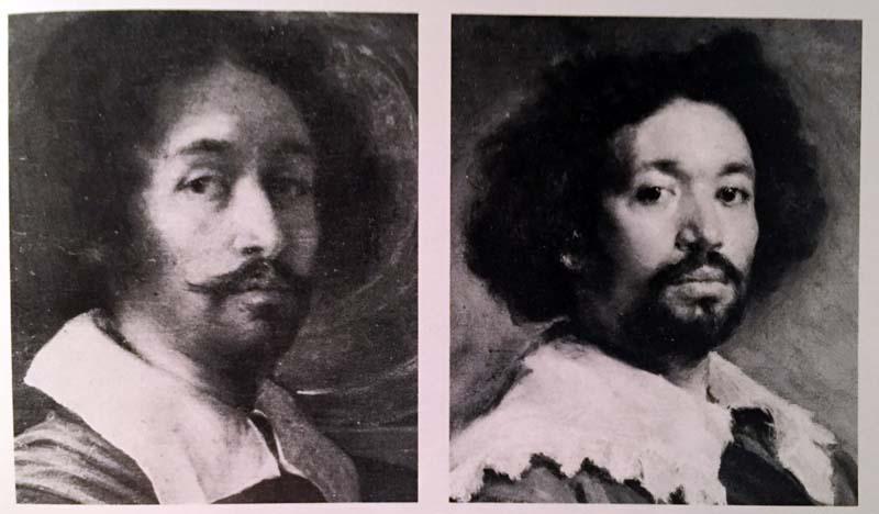 Portrait Of Juan De Pareja By Diego Vela Zquez Restoration Booklet